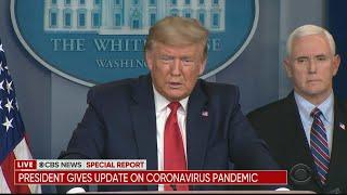 Special Report: Coronavirus Task Force Update 03-26-20