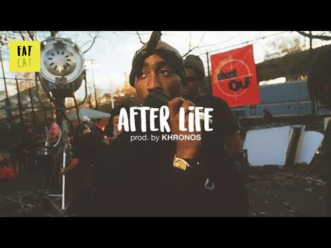 (Free) Tupac x B.I.G. x Mobb Deep Type Beat hip hop instrumental | 'After Life' prod. by KHRONOS