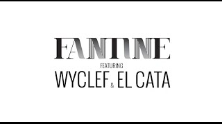 FANTINE - What A Day feat. Wyclef & El Cata (Lyric Video)