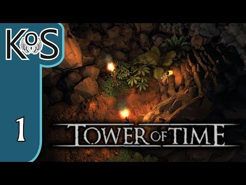 Gameplay de Tower of Time