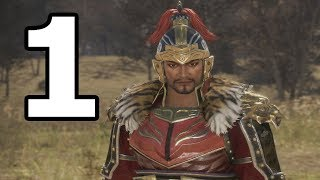 Dynasty Warriors 9 Wu Story Mode Walkthrough Part 1 - No Commentary Playthrough (PS4)