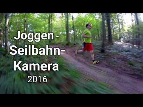 Joggen - Seilbahn-Kamera 2016