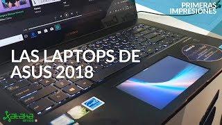 Probamos el Zenbook Pro en México, así es la laptop de ASUS con DOS pantallas