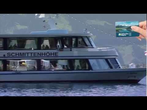 Zell am See-Kaprun Summer Card 2012 - Holiday in Austria