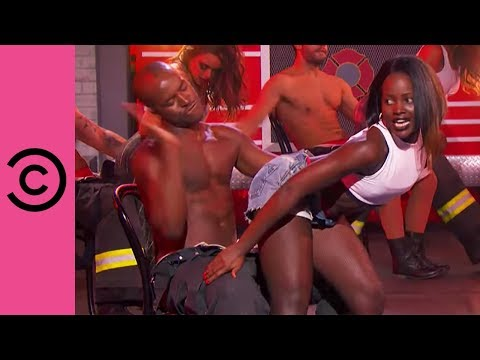 , title : 'Lupita Nyong'o Raunchy Performance Of 'Whatta Man' | Lip Sync Battle'