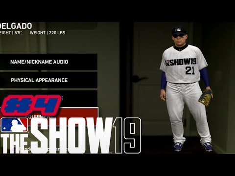 MLB The Show 19 PS4 Road to the Show Ep.4 (A GREAT DAY AT THE PLATE)