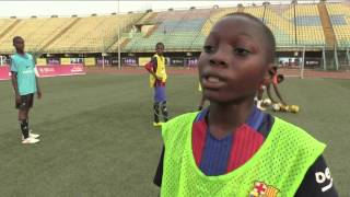 Barcelona Sets Up Nigeria Academy