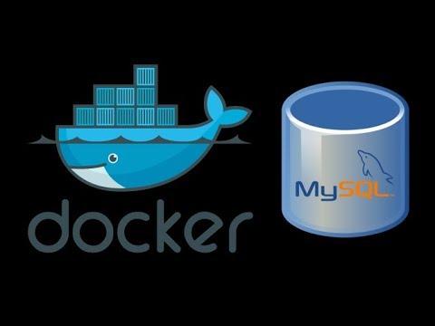 2/4] Docker: Setting up MySQL – Wild Click