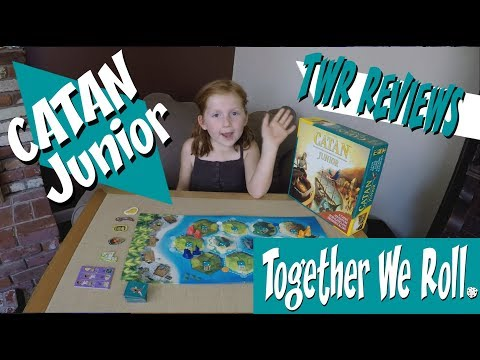 Together We Roll Reviews - Catan Junior - Chorus