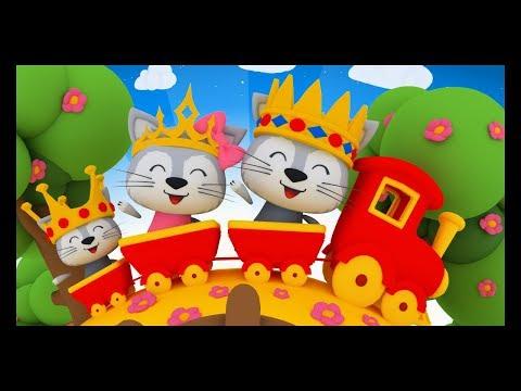 Lundi matin, le roi, la reine et le petit prince