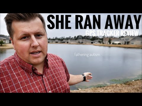 When She Ran Away | AngelSense GPS Tracker Review