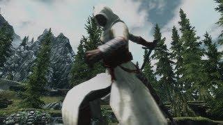 Skyrim Mod of the Day - Episode 199: Altair Armor!