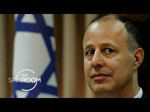 Israeli Minister Tzachi Hanegbi Talks Netanyahu, Gaza, Palestinians