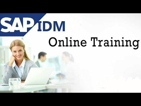 SAP IDM online Training Video | SAP Identity manager 8.0 course ...