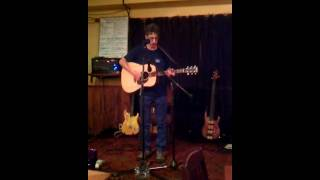 Jake @ The Sleeping Lady open mic - 9/23/2013