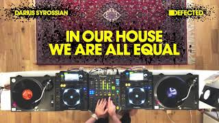 Darius Syrossian - Live @ Defected WWWorldwide 2020