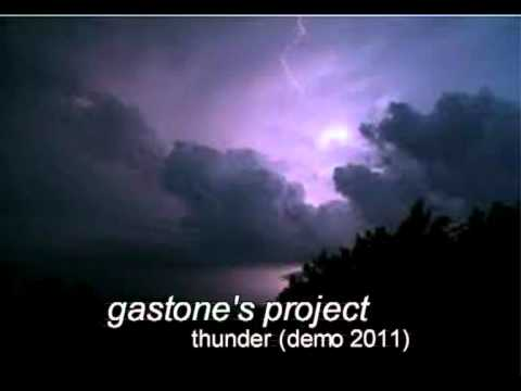 thunder.(instrumental) by gastone's project.