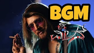 The villain Kannada film/Shivraj Kumar/sudeep/mass BGM classic Bets music/