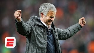 Was Jose Mourinho's second-place finish with Manchester United a big achievement? | Premier League