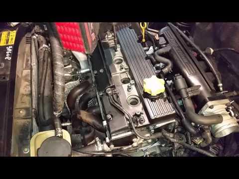 """Rover75 1,8 Замена прокладки под голову своими руками. Двигатель """"К"""" серии 1999-2006 (часть1)"""