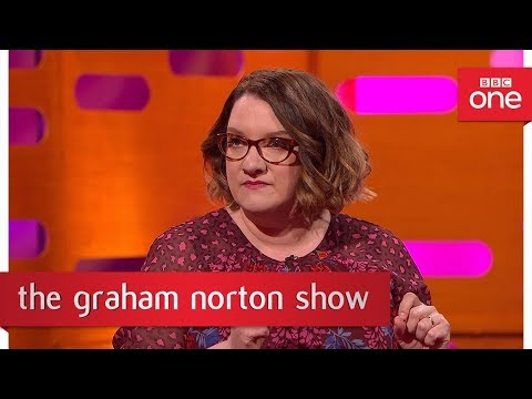 Sarah Millican doesn't like kids - The Graham Norton Show: 2017 - BBC One