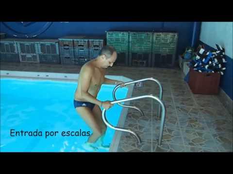 Enseñar a Nadar