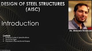 1- Introduction to Design of Steel Structures (AISC). Dr. Noureldin