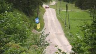preview picture of video 'Schneebergland Rallye 2010 SS/SP 10'