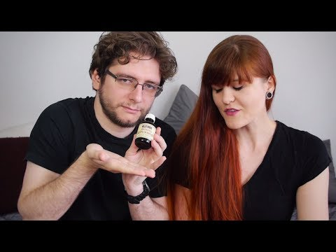 Olej do końcówek włosów silikonem