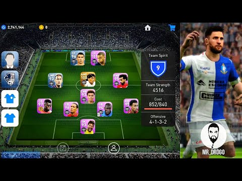 Pes 2019 Pro Evolution Soccer IOS/Android Gameplay | I PAD Mini 2019