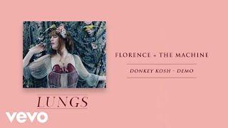 Donkey Kosh (Audio) - Florence And The Machine (Video)