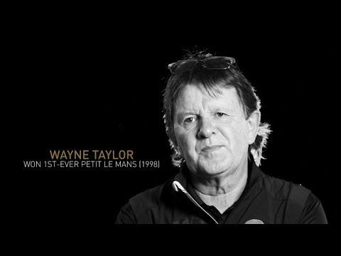 The IMSA 50th Anniversary Celebration - Episode 22 / Wayne Taylor