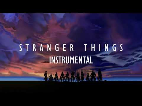 Kygo - Stranger Things Ft. OneRepublic (OFFICIAL INSTRUMENTAL)