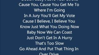 Aaliyah-Rock the Boat w/Lyrics