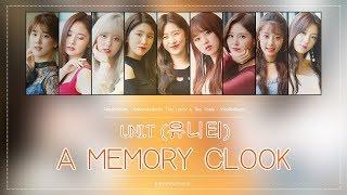 [THATSUB] UNI.T (유니티) - A Memory Clock (추억시계)