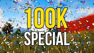 PUBG TV: Best Moments (100k Subscribers Special)
