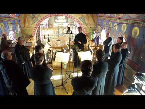 хор  Московского Данилова монастыря