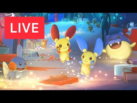 GEN 3 OFFICIALLY LAUNCHED IN POKEMON GO! LIVE POKEMON GO GEN 3 GAMEPLAY!