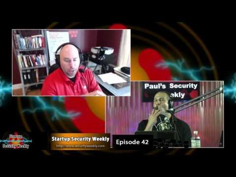 News – Startup Security Weekly #42