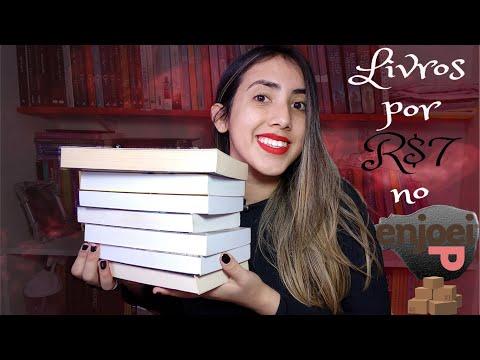 ?Livros que Comprei no Enjoei |  Livros por R$7 Reais |Leticia Ferfer | Livro Livro Meu