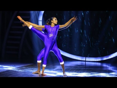 D3 D 4 Dance I Ann Mary & Vineesh - Challenge round I Mazhavil Manorama