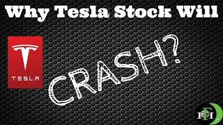 WHY TESLA STOCK WILL CRASH? HOW CAN YOU TRADE THIS? (October 14, 2018)