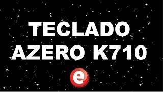 Teclado Azero K710