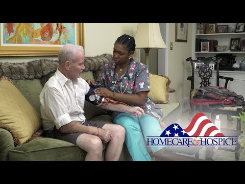 Home Care & Hospice Month November 2018