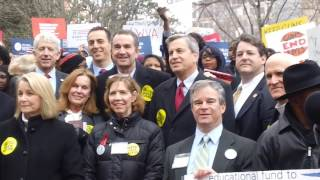 Group Photographs Following 2017 Virginia Vigil & Advocacy Day Rally