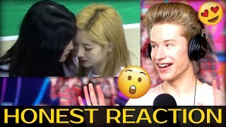 """HONEST REACTION to twice """"gay"""" moments i think about a lot"""