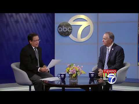 President Félix V. Matos Rodríguez Appears on WABC-TV's Tiempo - Part 2