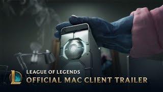 League of Legends   Official Mac Client Trailer (2013)