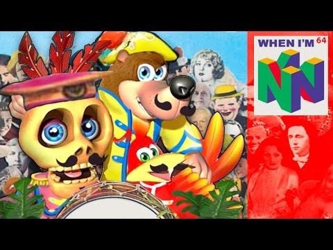The Beatles - When I'm 64 - Banjo Kazooie Style