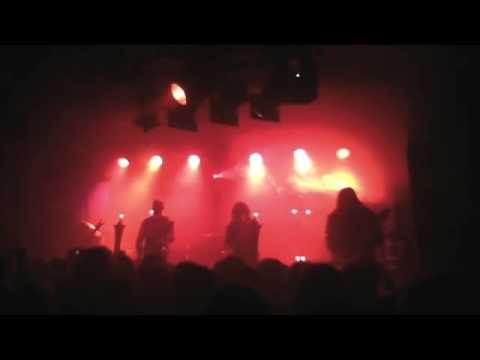 Rabid Death's Curse, June 2010 @ The London Garage online metal music video by WATAIN